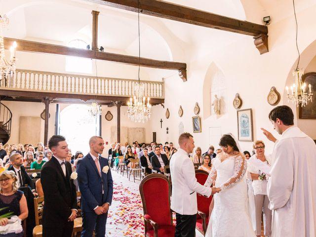 Le mariage de Kévin et Félicia à Magny-le-Hongre, Seine-et-Marne 71