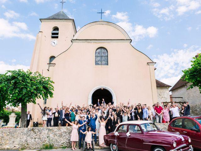 Le mariage de Kévin et Félicia à Magny-le-Hongre, Seine-et-Marne 75