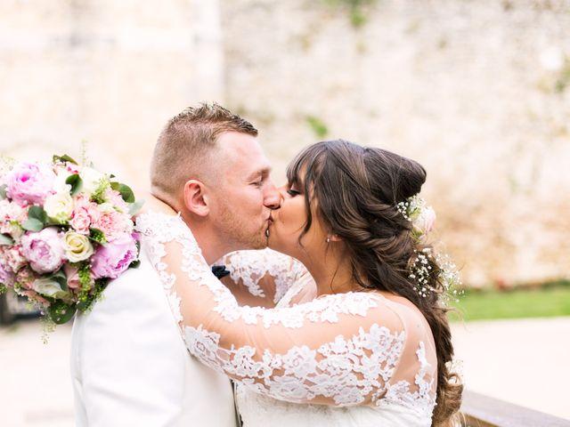 Le mariage de Félicia et Kévin