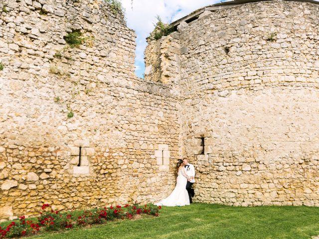 Le mariage de Kévin et Félicia à Magny-le-Hongre, Seine-et-Marne 77