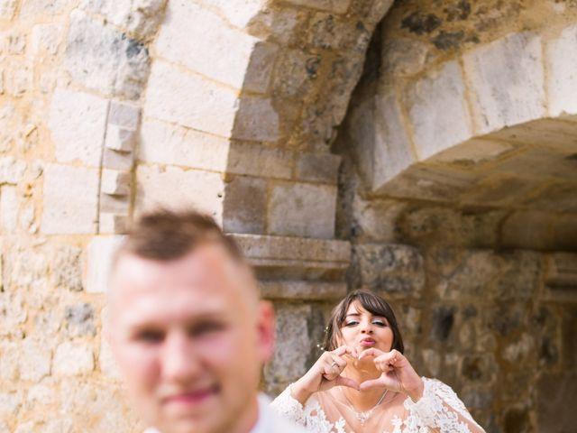 Le mariage de Kévin et Félicia à Magny-le-Hongre, Seine-et-Marne 78
