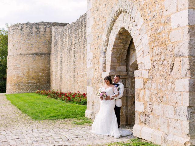 Le mariage de Kévin et Félicia à Magny-le-Hongre, Seine-et-Marne 80