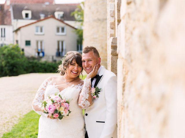 Le mariage de Kévin et Félicia à Magny-le-Hongre, Seine-et-Marne 81
