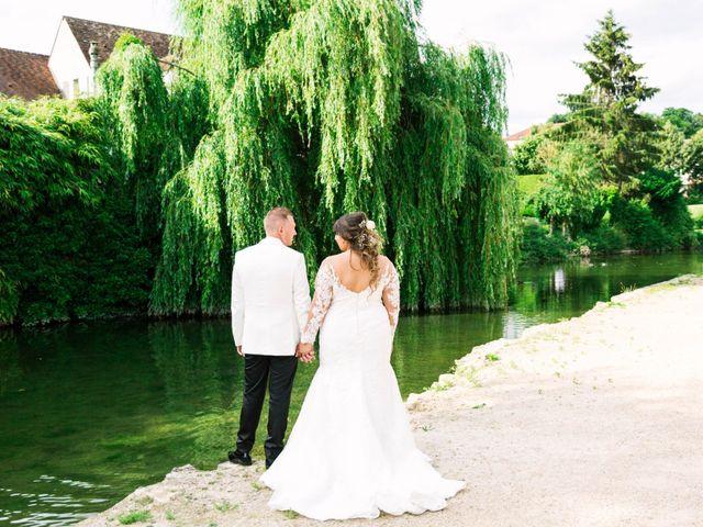 Le mariage de Kévin et Félicia à Magny-le-Hongre, Seine-et-Marne 83
