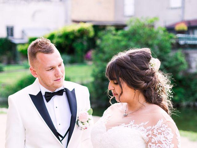 Le mariage de Kévin et Félicia à Magny-le-Hongre, Seine-et-Marne 86