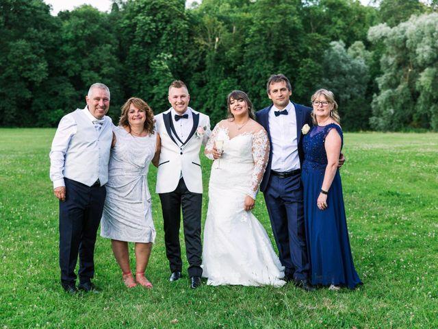 Le mariage de Kévin et Félicia à Magny-le-Hongre, Seine-et-Marne 102