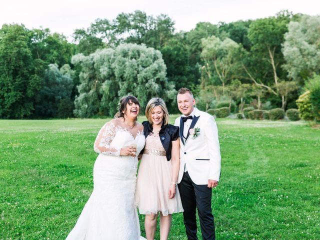 Le mariage de Kévin et Félicia à Magny-le-Hongre, Seine-et-Marne 104