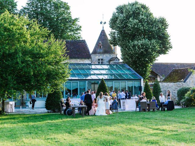 Le mariage de Kévin et Félicia à Magny-le-Hongre, Seine-et-Marne 105