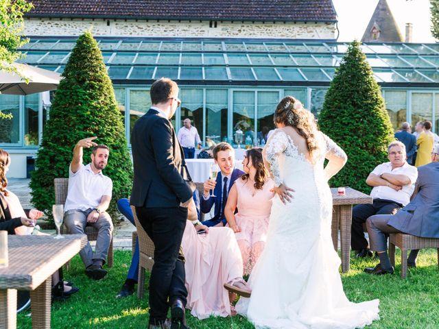Le mariage de Kévin et Félicia à Magny-le-Hongre, Seine-et-Marne 106