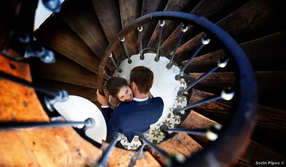 Le mariage de Vincent et Clémence à Quimper, Finistère