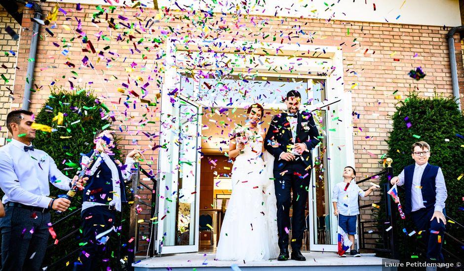 Le mariage de Dalibor et Tamara à Mondreville, Yvelines