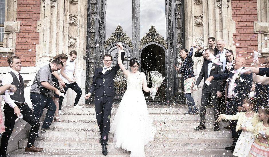 Le mariage de Fuji et Kyo à Calais, Pas-de-Calais