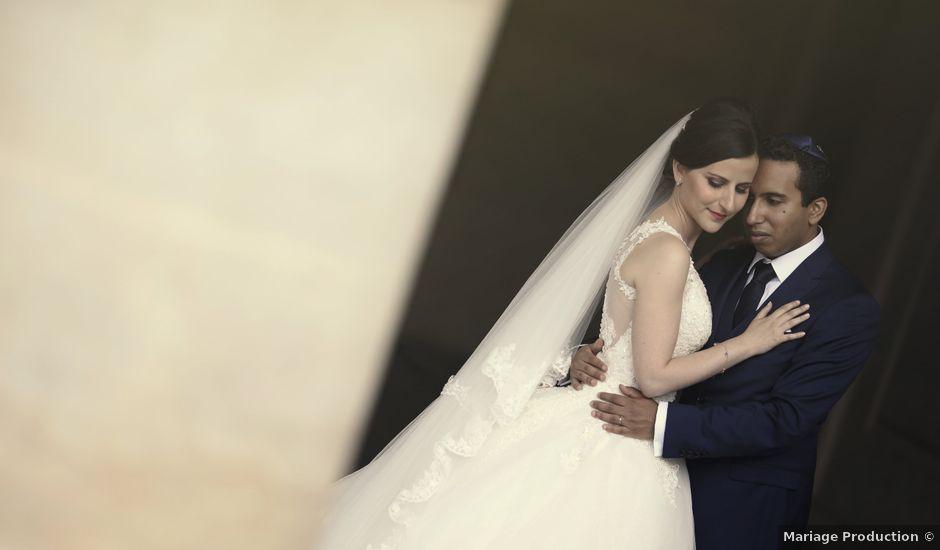 Le mariage de Francis et Audrey à Bobigny, Seine-Saint-Denis