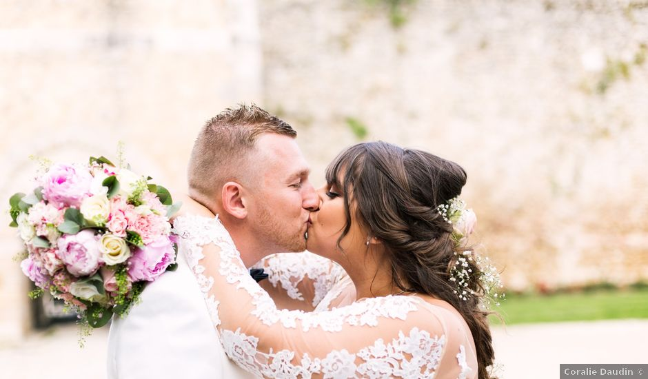 Le mariage de Kévin et Félicia à Magny-le-Hongre, Seine-et-Marne