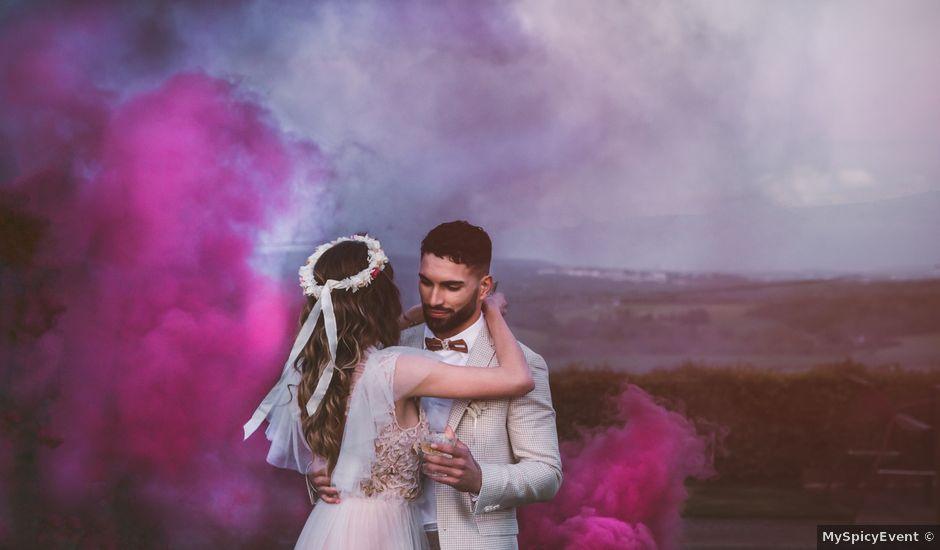 Le mariage de Adil et Charlène à Lainville, Yvelines