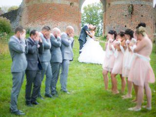 Le mariage de Fanny et Jean Lee