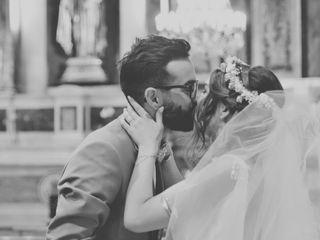 Le mariage de Samantha et Dimitri