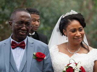 Le mariage de Ali Maï et René
