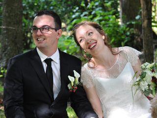Le mariage de Laëtitia et Pierre