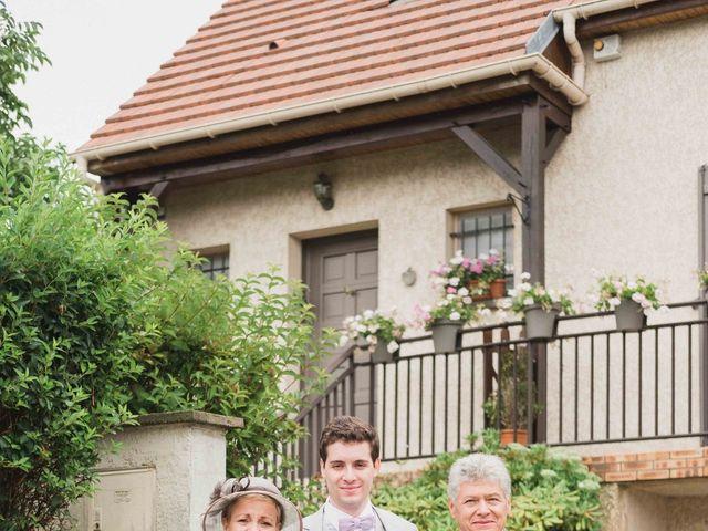 Le mariage de Enzo et Ana à Galluis, Yvelines 13