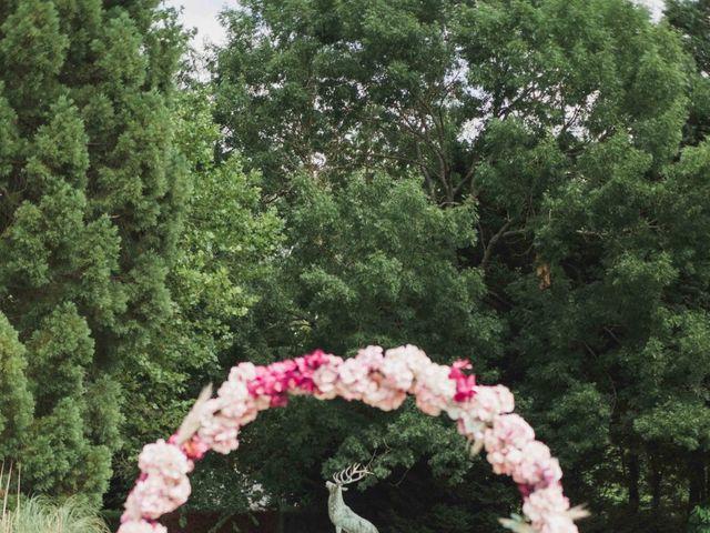 Le mariage de Enzo et Ana à Galluis, Yvelines 14