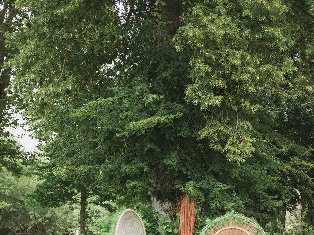 Le mariage de Enzo et Ana à Galluis, Yvelines 15