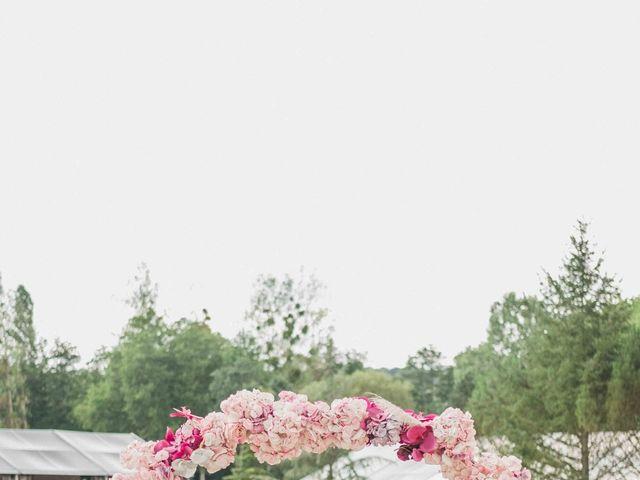 Le mariage de Enzo et Ana à Galluis, Yvelines 21