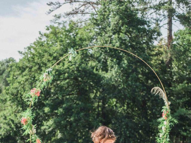Le mariage de Enzo et Ana à Galluis, Yvelines 28