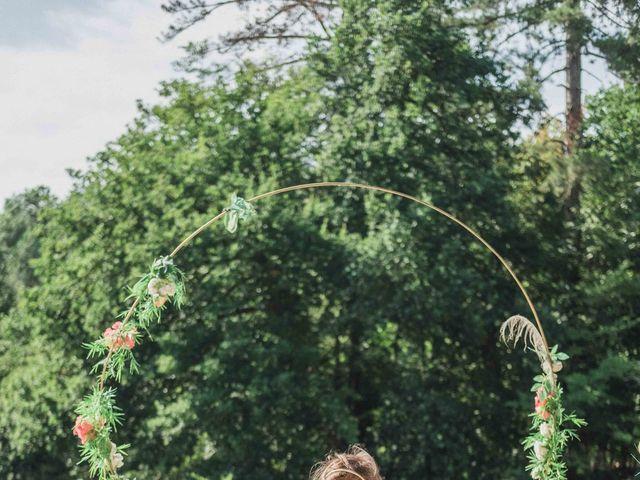 Le mariage de Enzo et Ana à Galluis, Yvelines 29