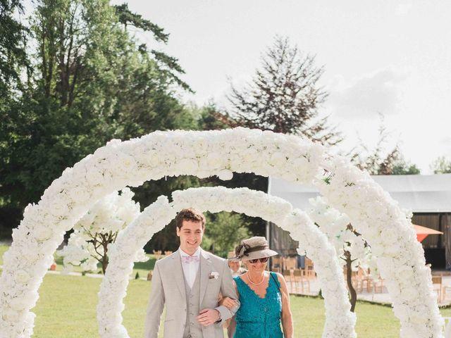 Le mariage de Enzo et Ana à Galluis, Yvelines 30