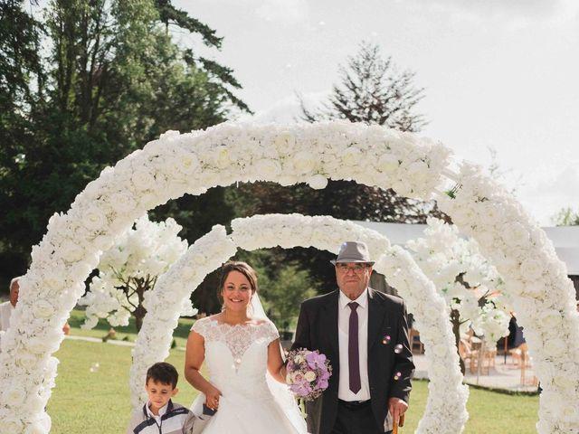 Le mariage de Enzo et Ana à Galluis, Yvelines 32