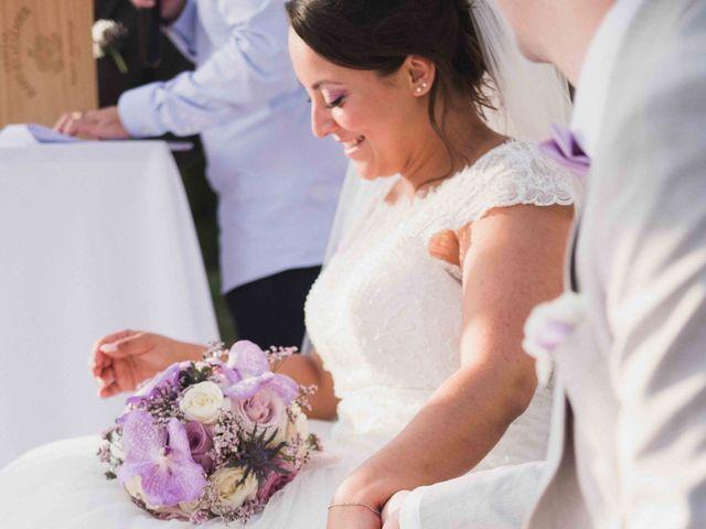 Le mariage de Enzo et Ana à Galluis, Yvelines 36