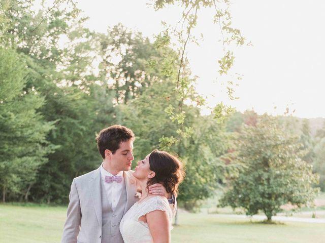 Le mariage de Enzo et Ana à Galluis, Yvelines 37