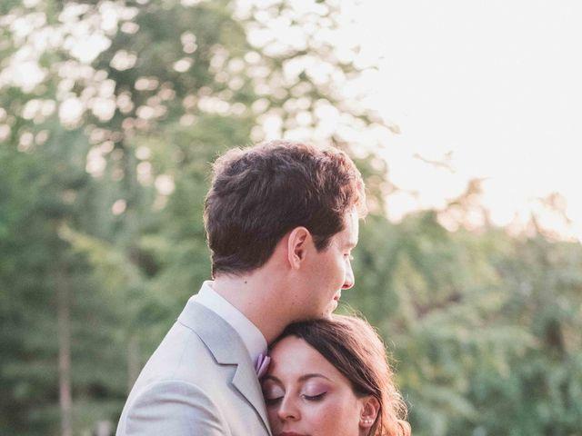 Le mariage de Enzo et Ana à Galluis, Yvelines 40