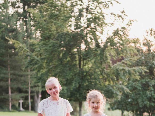 Le mariage de Enzo et Ana à Galluis, Yvelines 43