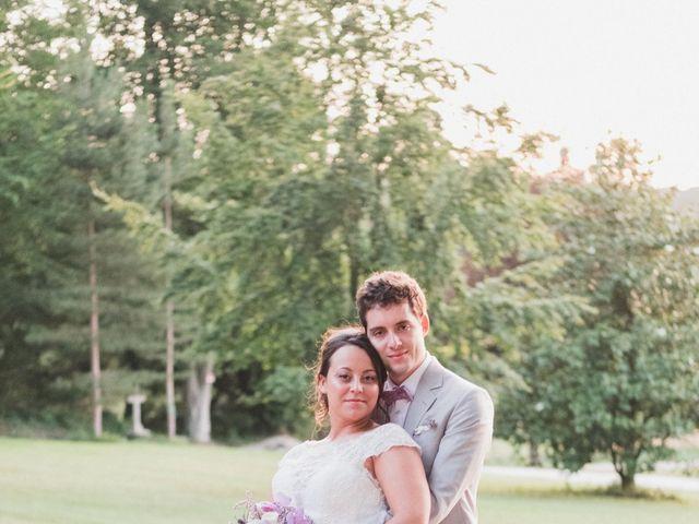 Le mariage de Enzo et Ana à Galluis, Yvelines 41