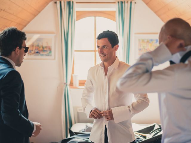 Le mariage de Matthieu et Camille à Quimper, Finistère 16