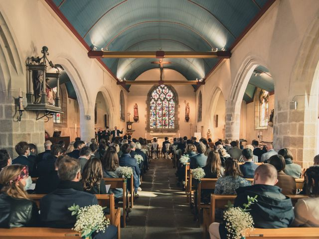 Le mariage de Matthieu et Camille à Quimper, Finistère 36