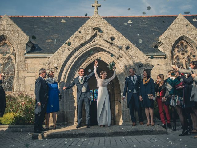 Le mariage de Matthieu et Camille à Quimper, Finistère 48