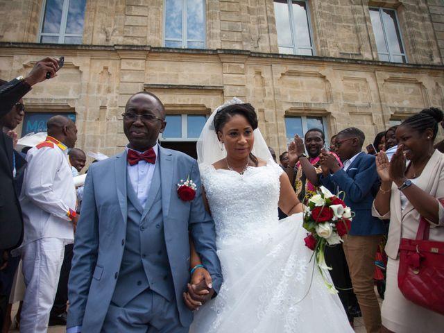 Le mariage de René et Ali Maï à Pessac, Gironde 14