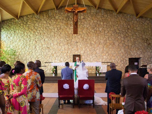 Le mariage de René et Ali Maï à Pessac, Gironde 15