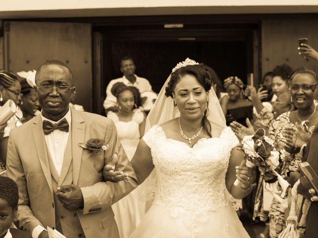 Le mariage de René et Ali Maï à Pessac, Gironde 22