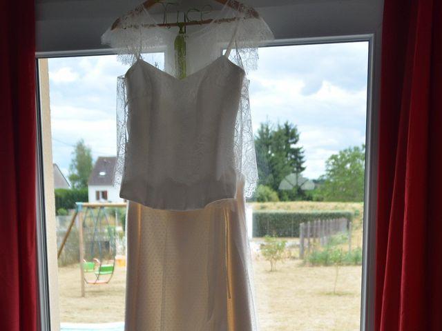 Le mariage de Pierre et Laëtitia à Villorceau, Loiret 3