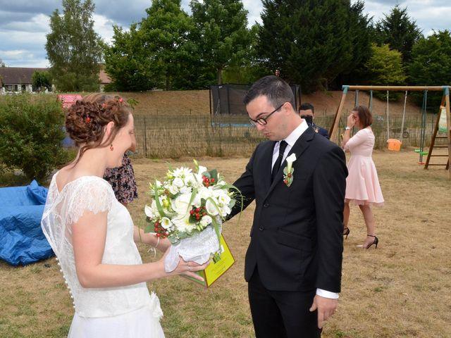 Le mariage de Pierre et Laëtitia à Villorceau, Loiret 1