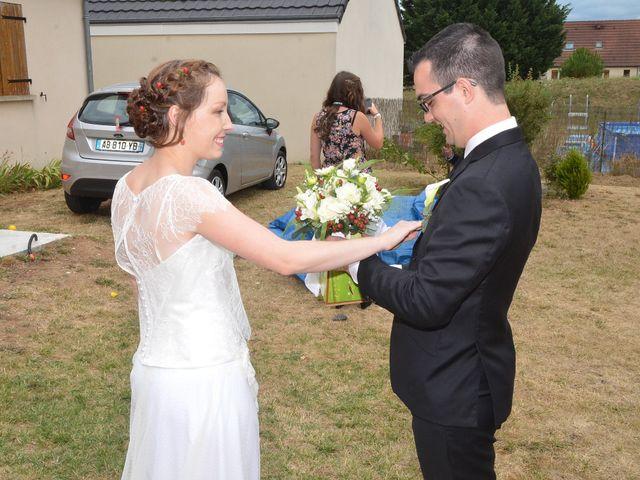 Le mariage de Pierre et Laëtitia à Villorceau, Loiret 2