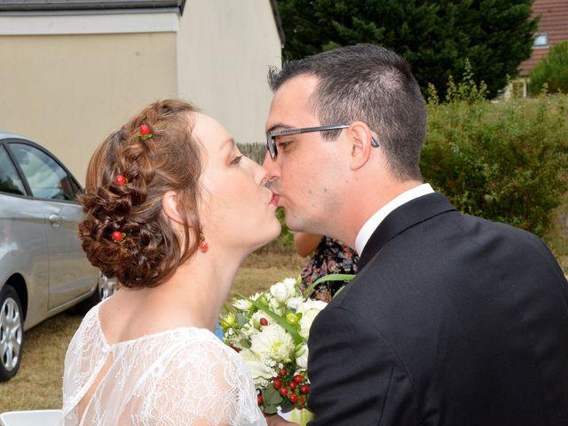 Le mariage de Pierre et Laëtitia à Villorceau, Loiret 16