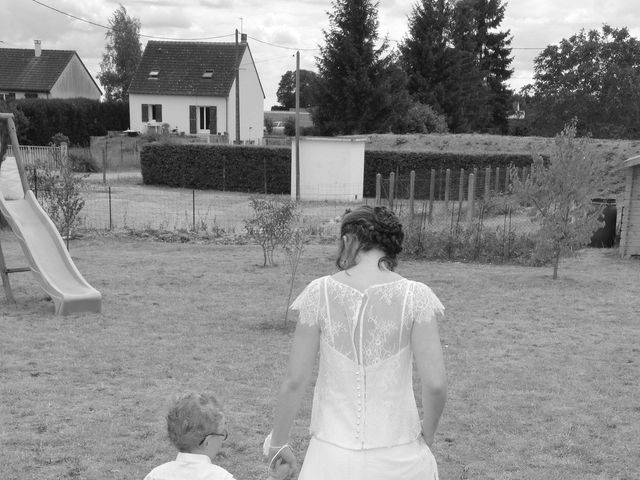 Le mariage de Pierre et Laëtitia à Villorceau, Loiret 19