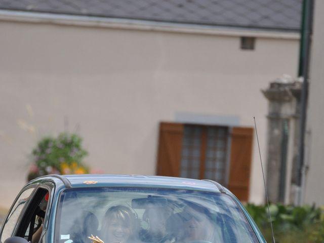 Le mariage de Pierre et Laëtitia à Villorceau, Loiret 20