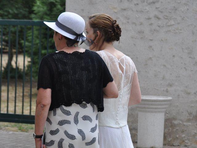 Le mariage de Pierre et Laëtitia à Villorceau, Loiret 21