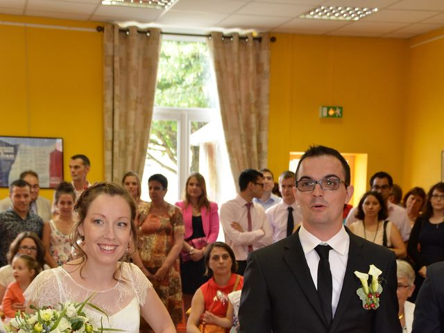 Le mariage de Pierre et Laëtitia à Villorceau, Loiret 23